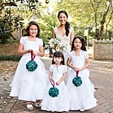 Cute Flower Girl Pictures