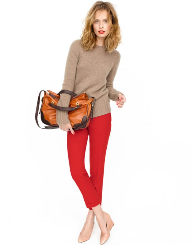 10 Fall Style Lessons From J Crew J Crew Styling Tips Popsugar Fashion Photo 10