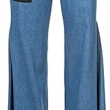 Hellessy Patchwork Flared Jeans