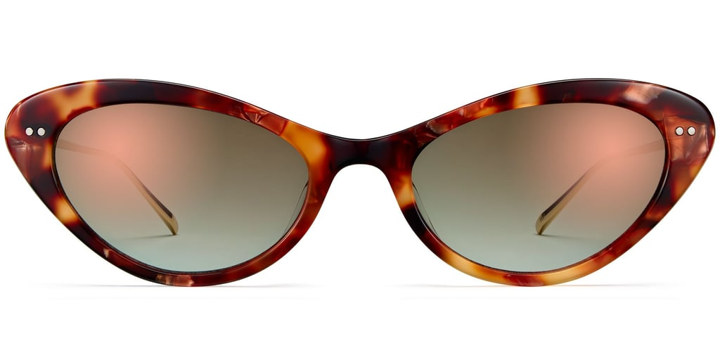 Warby Parker Naomi Sunglasses in Tortoise