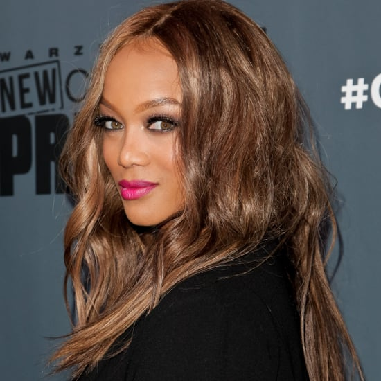 Tyra Banks on Failed IVF Attempt Quotes March 2018