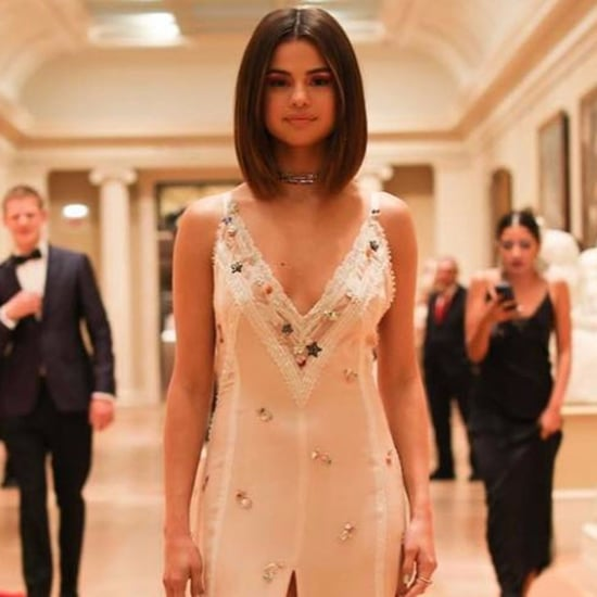 Selena Gomez Humans of New York Photo at the 2017 Met Gala