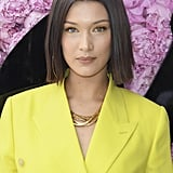 Bella Hadid's Blunt Bob Haircut in 2019