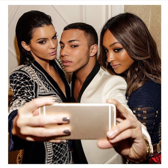 Celebrity Instagram pictures May 2015