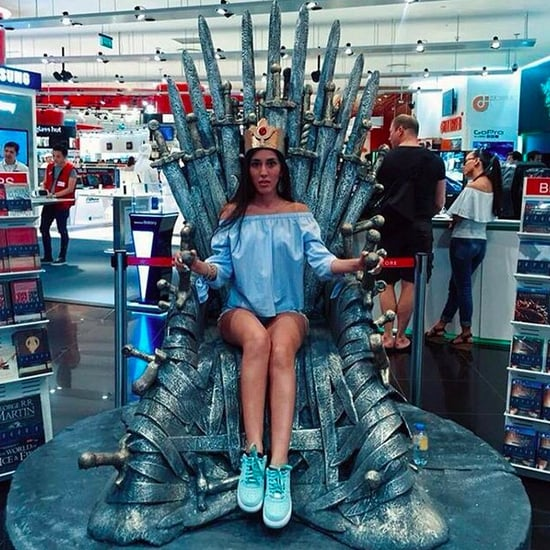 Where To Sit on the Throne From Game of Thrones in Dubai
