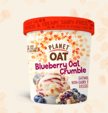 Planet Oat Non-Dairy Ice Cream