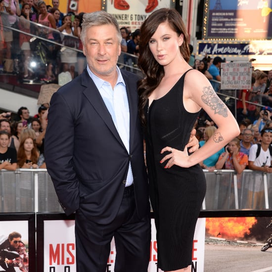 Baldwin Family Mission: Impossible Red Carpet NYC Pictures