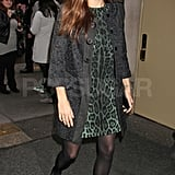 Nikki Reed at The Today Show.