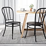 Hearth & Hand Set of 2 Steel Bistro Dining Chair