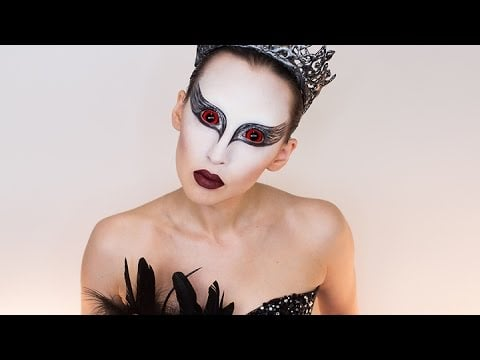 Black Swan — @CourtneyLittleMakeup