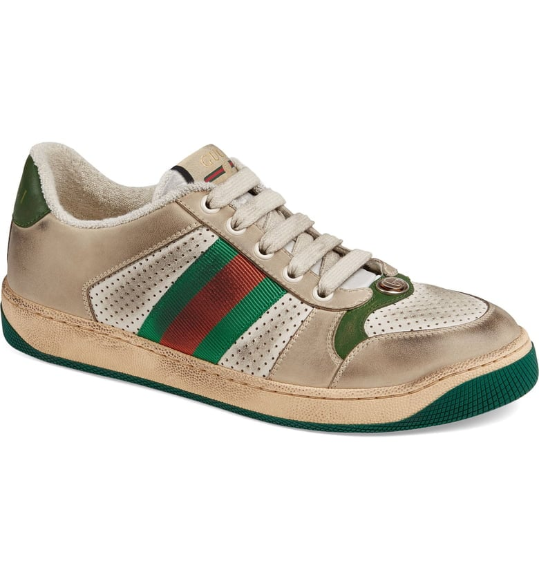 3a30cfcd77b Gucci Screener Low Top Sneaker