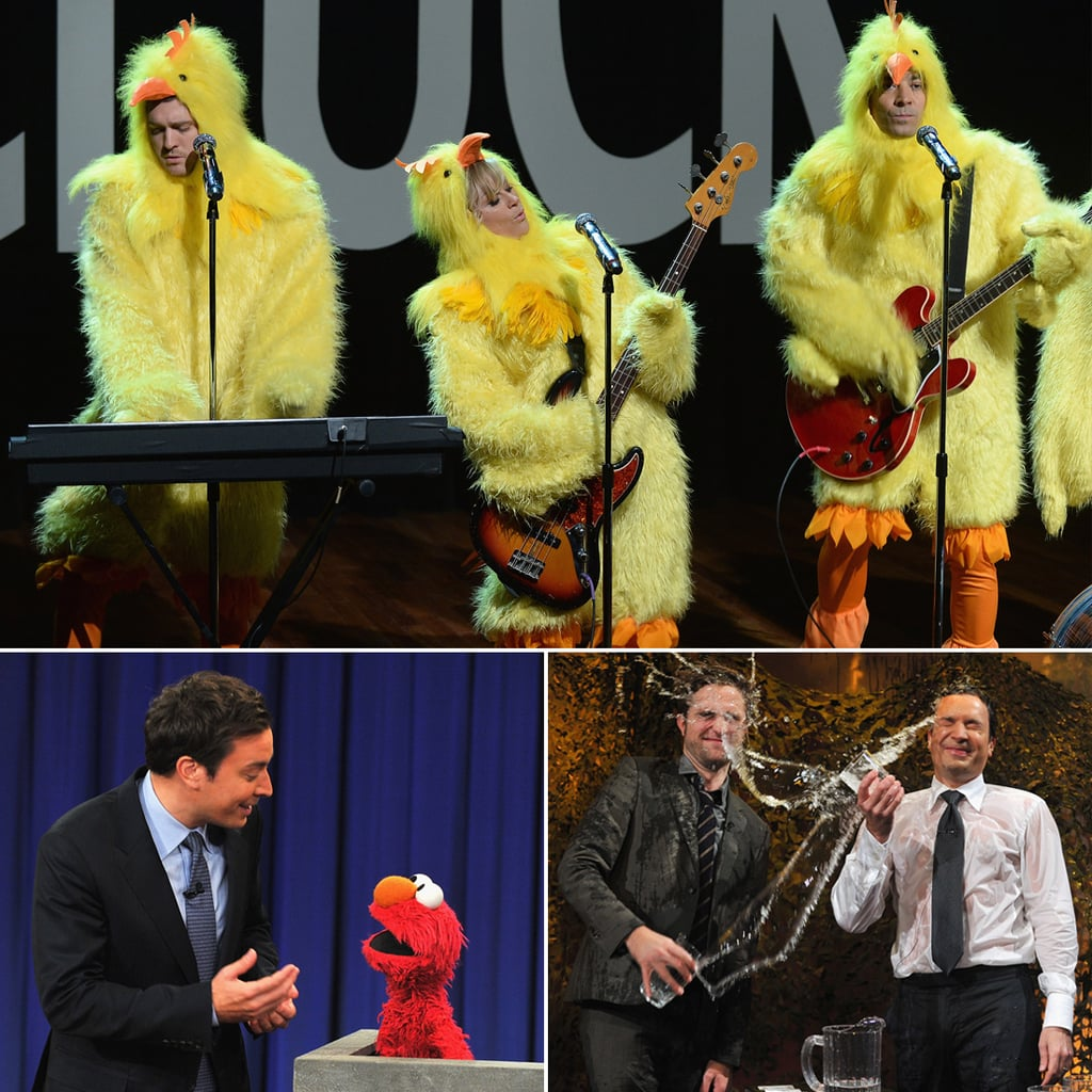 Funny Jimmy Fallon Pictures With Celebrities