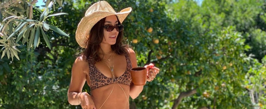Vanessa Hudgens's Best Swimsuit Moments of 2020