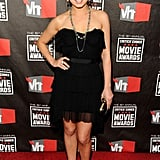 Black Swan's Mila Kunis at the Critics' Choice Awards