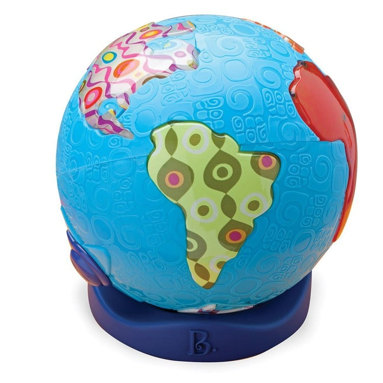 World Music Globe