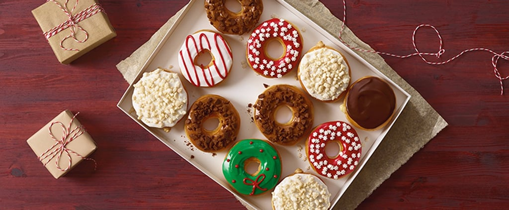 Dunkin' Donuts Holiday Items 2017