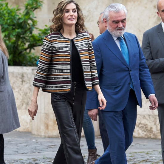 Queen Letizia's Edgiest Style Choices of 2016