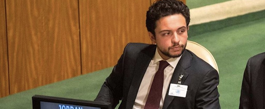 Jordan's Prince Hussein Delivered a Moving Speech at the UN General Assembly and You Have to See It