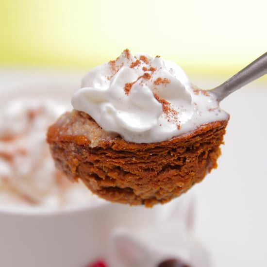 Microwave Mug Pumpkin Pie Recipe
