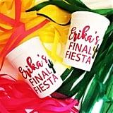 Final Fiesta Bachelorette Party Cups