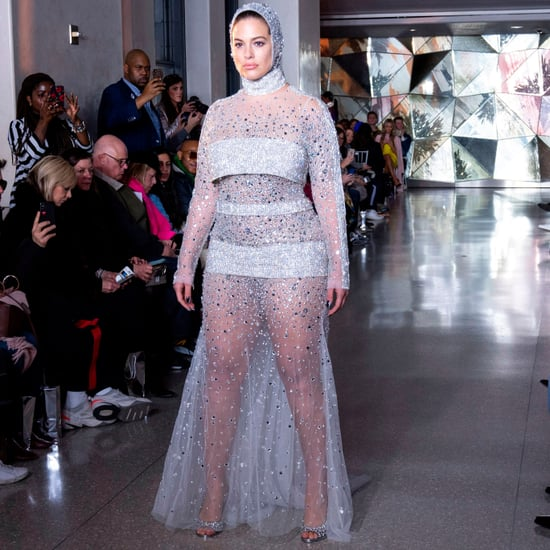 Ashley Graham at Fashion Week Fall 2019