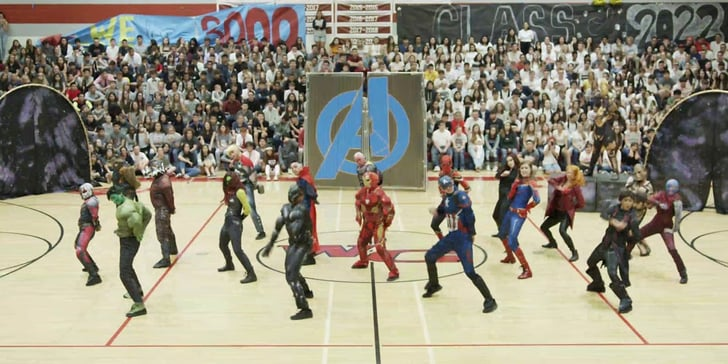 Oh, Snap: This High School Dance Team's Avengers Routine Is Pretty Freakin' Marvelous