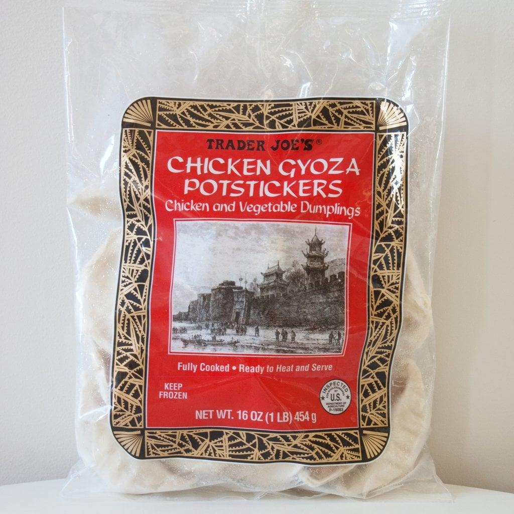 Chicken Gyoza Potstickers ($4)