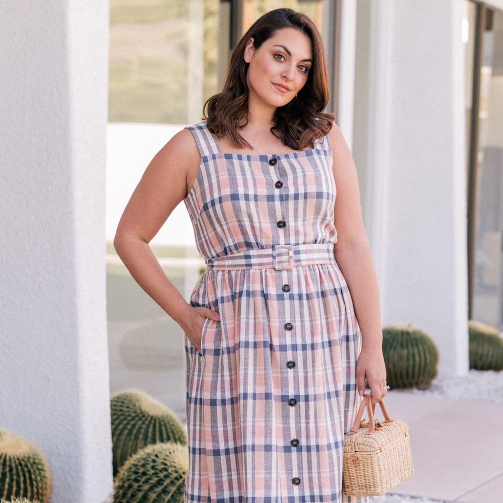 Best Lightweight Plus-Size Dresses   POPSUGAR Fashion