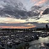 Ala Wai Harbor in Honolulu
