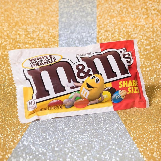 White Chocolate Peanut M&M's