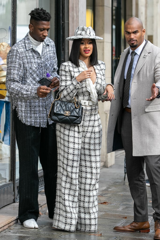 Cardi B Loyalty Over Royalty Bicep Tattoo: He's Been Stealing Hearts While Escorting Cardi B Around