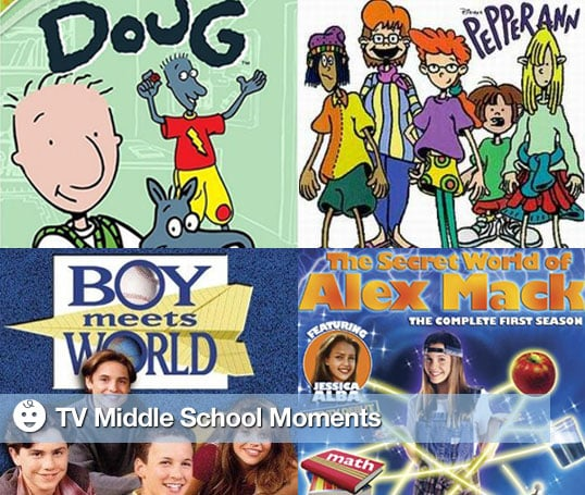 TV Shows About Middle School