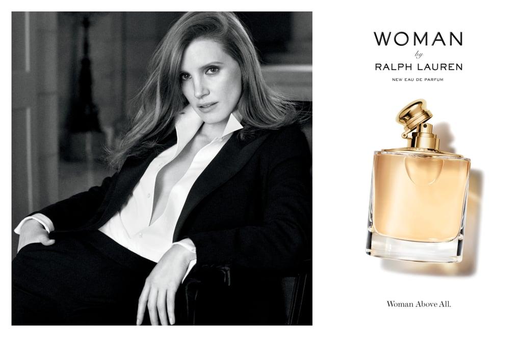 Jessica Chastain for Ralph Lauren Fragrance