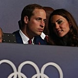 Will and Kate were too cute together.