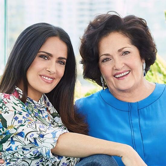 Salma Hayek in Hola! USA Magazine May 2017 Issue