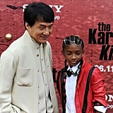 Pictures from Karate Kid Premiere