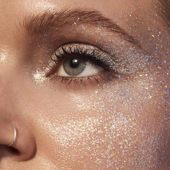 Glittery e.l.f. Cosmetics Beauty Products
