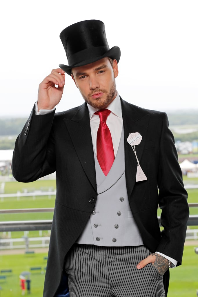 "On day two of Royal Ascot, former One Direction member Liam Payne was spotted looking exceptionally dapper at Ascot Racecourse. He sported a full look by menswear label Oliver Brown and footwear by Fairfax & Favor, but despite his polished appearance, Liam couldn't get over the fact that he resembled the Monopoly man.  The singer took to Twitter and Instagram to share his discovery with the caption, ""have you ever seen me and the Monopoly man in the same room."" Perhaps not, Liam. While some fans thought his comparison was hilarious, others pointed out that the monocle, which he photoshopped to his face on the second slide, is absolutely not an original accessory worn by the Monopoly man. The final slide in Liam's image carousel confirms that the Monopoly man, in fact, wears no monocle. Liam just can't get a break, and in the spirit of the internet, fans took the opportunity to make an entire thread of hilarious memes about it. From comparing Liam's look to that of Hugh Jackman in The Greatest Showman, to some fans pointing out a resemblance to Benedict Cumberbatch in Sherlock, plus some cheeky comparisons to The Cat in the Hat and the little penguin in Toy Story, ahead are some of the best Twitter reactions, plus every angle of Liam's seriously fabulous outfit.       Related:                                                                                                           Liam Payne and Cheryl Break Up After More Than 2 Years Together"