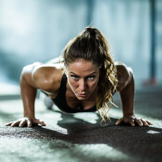 How to Do a Prisoner Burpee to Strengthen the Arms