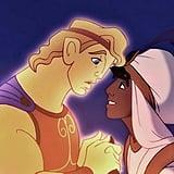 Aladdin and Hercules