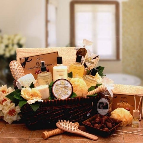 The Well Appointed House Spa Therapy Relaxation Gift Hamper