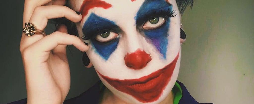 Joker Halloween Makeup Ideas