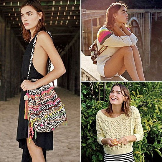 Model Best Friends Bambi Northwood-Blyth and Hannah Holman Team Up for Urban Outfitters New Season Look Book. Shop It!