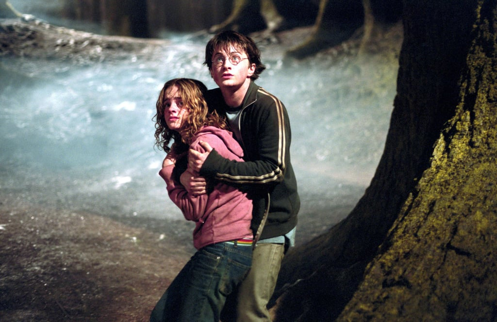 When they held onto each for dear life in the face of danger.