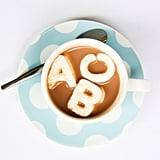 Vanilla Bean Alphabet Marshmallows