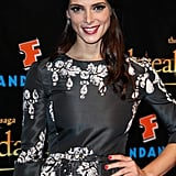 Ashley Greene gave a big smile at the Breaking Dawn Part 2 party at Comic-Con.