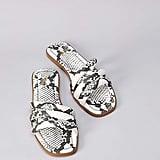 Amazon Brand Tubular Strappy Flat Sandals
