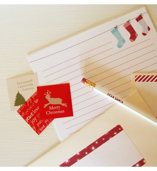 letter to santa kits for kids popsugar moms photo 7