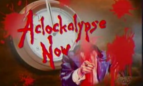 Daylight Savings: Aclockalypse Now!