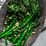 Grilled Broccolini With Apple Cider Vinaigrette